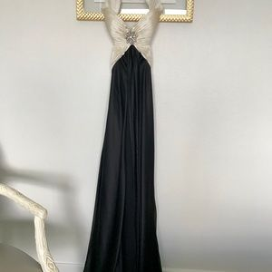 Niteline Silk Long Gown